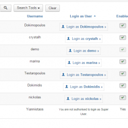 01-Login-as-User-List